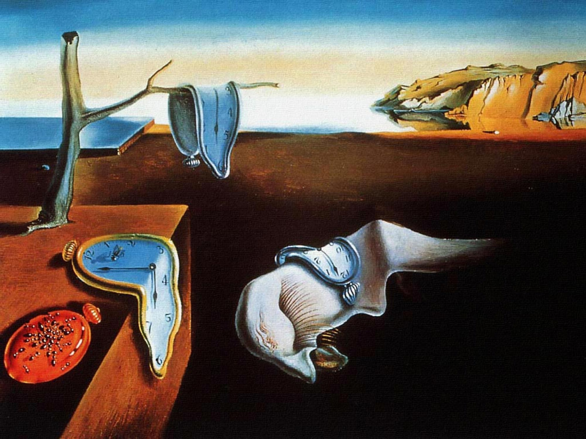 how could a written essay function as a surrealist painting